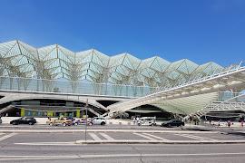 Автобусная станция   Estação Oriente