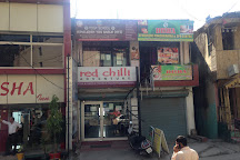 Red Chilli Adventure, Rishikesh, India