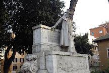 Fontana Gioacchino Belli, Rome, Italy