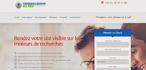 Referencement Du Pro® : Agence de référencement