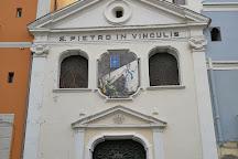 Chiesa di San Pietro in Vinculis, Salerno, Italy