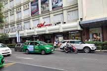 Vincom Center, Ho Chi Minh City, Vietnam