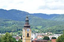 Massenburg, Leoben, Austria