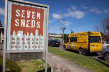 Seven Sheds Brewery, Railton, Australia