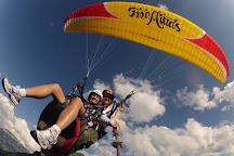 Engelberg Tandem Paragliding, Engelberg, Switzerland