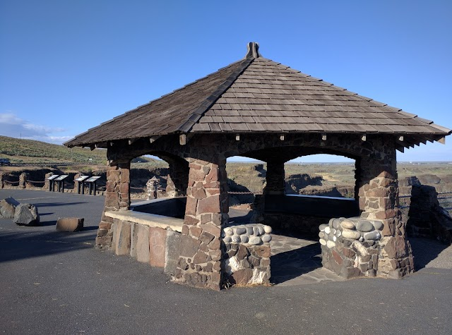 Dry Falls Visitor Center