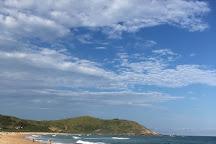 Silveira Beach, Garopaba, Brazil