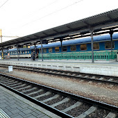 Train Station  Ceske Budejovice