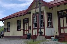 Matewan Depot Replica and Museum, Matewan, United States