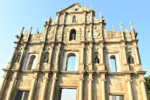 Ruins of St. Paul's, Macau, China