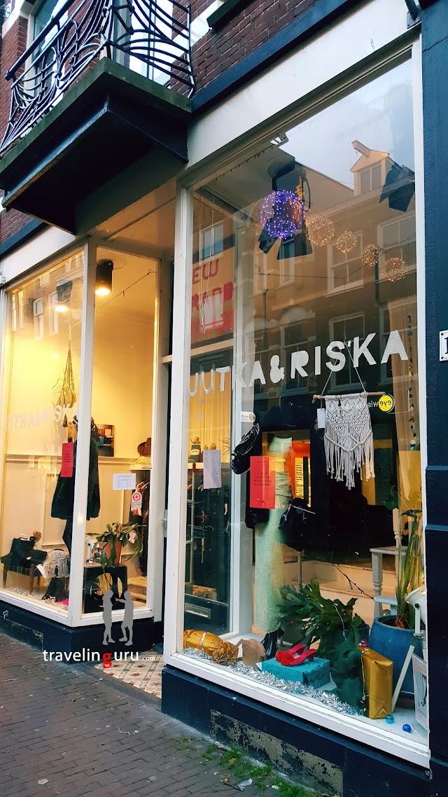 Jutka & Riska Haarlemmerdijk