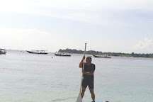 Paddle Gili, Gili Trawangan, Indonesia