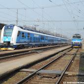 Железнодорожная станция  Stare Mesto U Uherskeho Hradiste