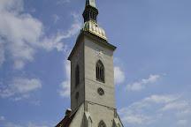 St. Martin's Cathedral (Dom svateho Martina), Bratislava, Slovakia
