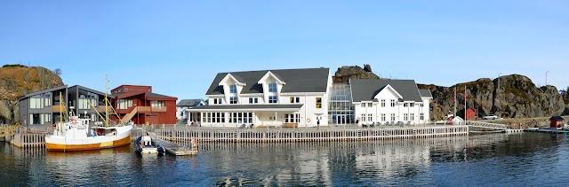 Hamn i Senja, Senja Reiseliv (Senja Travel)