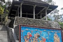 Suroloyo Peak, Magelang, Indonesia