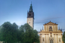 St Stephen's Cathedral, Litomerice, Czech Republic