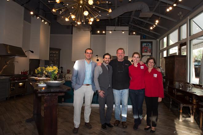 In the Kitchen with Chef Bob Waggoner, Charleston, United States