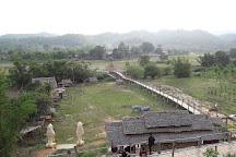 Sutongpe Bridge, Mae Hong Son, Thailand