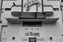 Le Zebre de Belleville, Paris, France