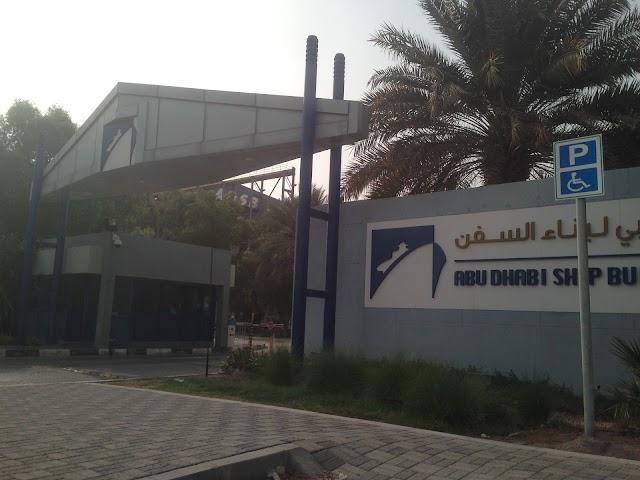 ABU DHABI SHIP BUILDING STAFF ABU DHABI UAE