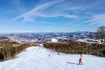 Takasu Snow Park, Gujo, Japan