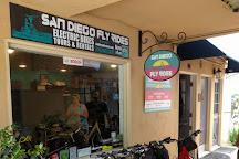 San Diego Fly Rides, La Jolla, United States