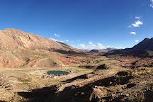 Tarapaya, Potosi, Bolivia