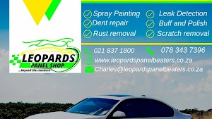 Leopards Panel Beaters & Spray Painting