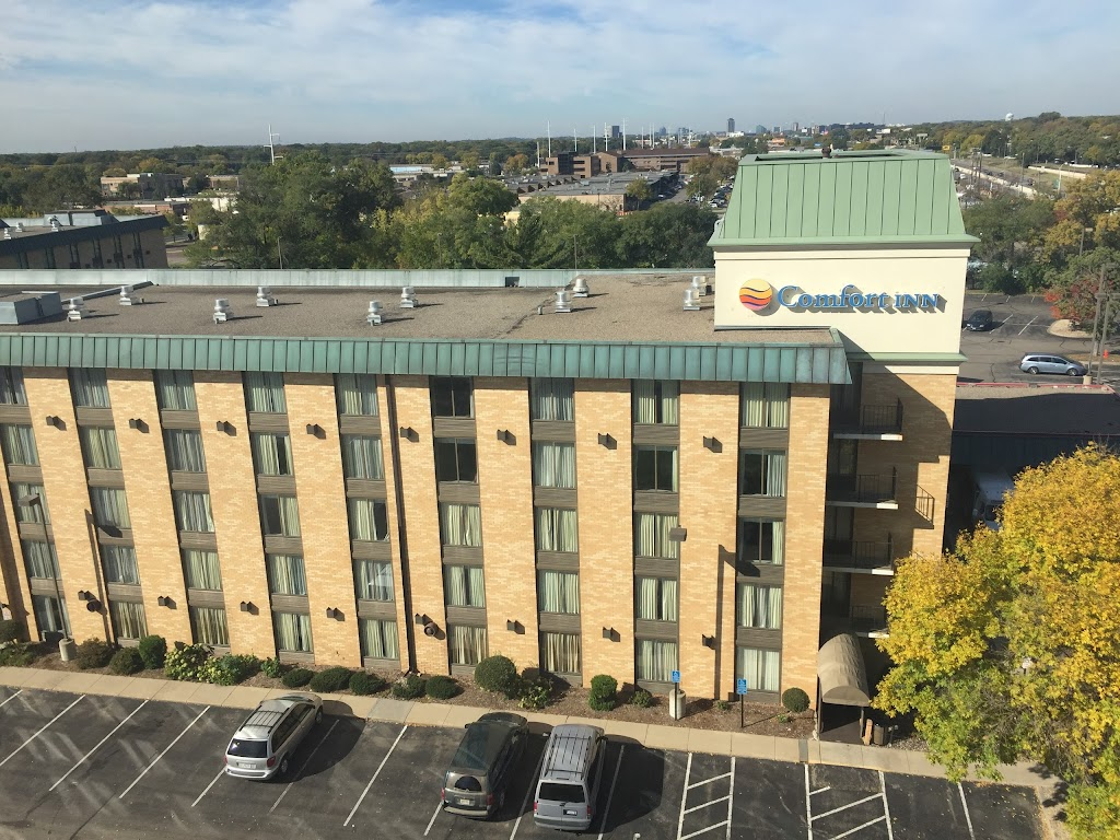 Comfort Inn Minneapolis Airport