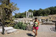 Sanctuary of the Great Gods, Palaiopoli, Greece