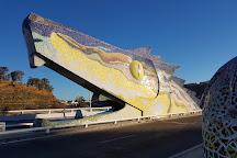 Puente del Dragon, Alcala de Guadaira, Spain