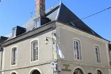 Office de Tourisme de Chateaudun, Chateaudun, France