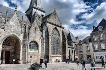 Collegiale Saint-Aubin, Guerande, France