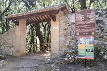 Bosco Sacro, Monteluco, Italy