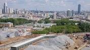 Центральный стадион, улица Пирогова на фото Екатеринбурга