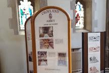 Crowland Abbey, Crowland, United Kingdom