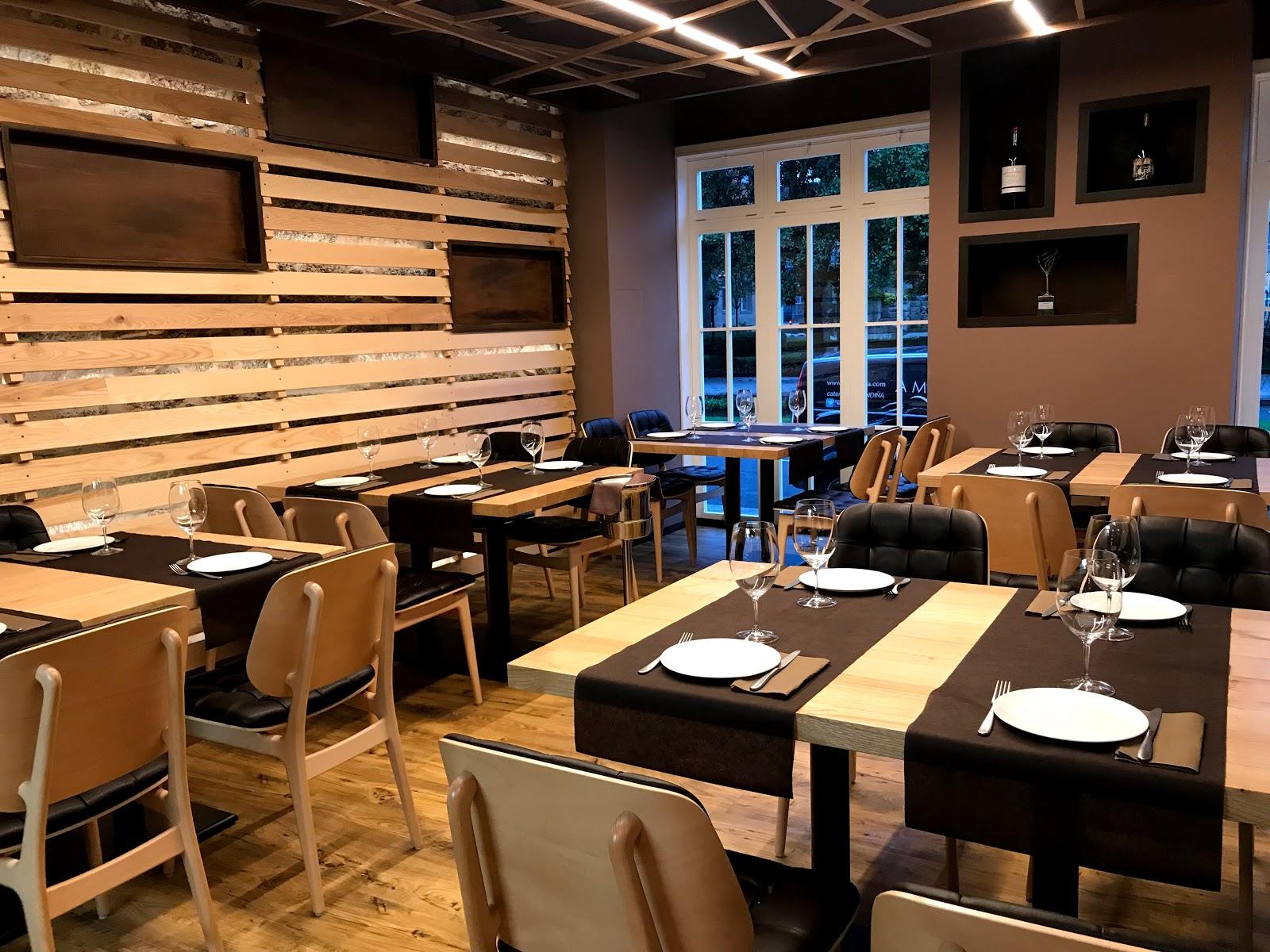 Restaurante Pazo de Andeade