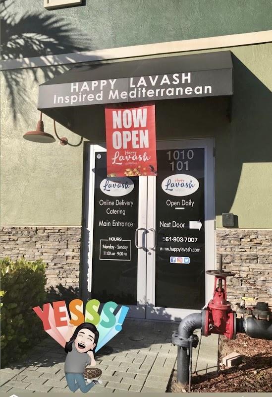 Happy Lavash