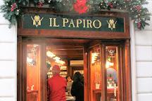 Il Papiro, Rome, Italy