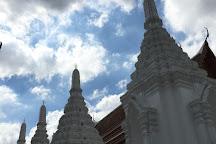 Maha Pruettharam Worawihan Temple, Bangkok, Thailand