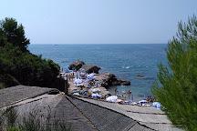 Strbina Beach, Sutomore, Montenegro