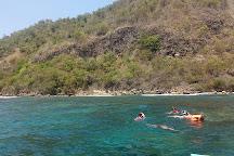 Snorkeling Blue Lagoon Amuk bay, Candidasa, Indonesia
