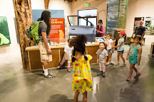 Nature Center at Happy Isles, Yosemite National Park, United States