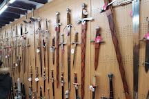 Mariano Zamorano Swords, Toledo, Spain