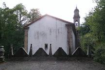 Monasterio de Toxosoutos, Noia, Spain