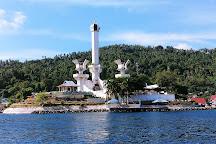 Lembeh Strait, Bitung, Indonesia