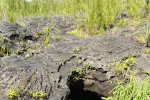 Tunnels de lave Reunion: Rando-Volcan, Saint-Philippe, Reunion Island