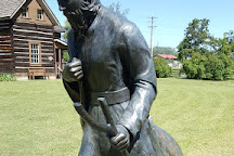 Father Pandosy Mission, Kelowna, Canada