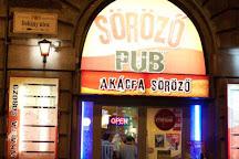 Akacfa Sorozo, Budapest, Hungary
